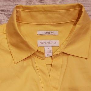 Charter Club Tops - Charter Club Yellow Top 🥂